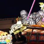 【New】スター・ウォーズねぶた、なぜ運行NG? 「ラブライブ!」はOK http://t.co/0noLjADQNQ http://t.co/58KH8m4cPe