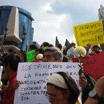 Foto de la protesta #JusticiaParaRuben y otras 4 mujeres asesinadas en DF. Este lunes, todo el seguimiento al caso... http://t.co/TkQBxELNMt
