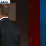 """Mr Abbott is totally done with the questions: """"thank you"""" http://t.co/RGlleaZvzz"""