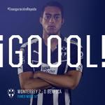 57 MTY 2-0 BEN | Rogelio Funes Mori es el goleador de @Rayados en la pretemporada. #VamosRayados #MTYvsBEN http://t.co/OioYxOtMu6