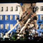 СМИ: установлена причина обрушения казармы ВДВ под Омском http://t.co/0czp3wFR1A http://t.co/9r6N2hqlOZ