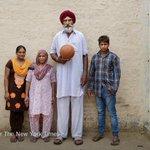 NBA pick from India makes entire village feel 7 feet tall http://t.co/GJwBjm8oYU http://t.co/7bd1ZIiSvA