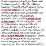 Der #Checkpoint-Newsletter des @tagesspiegel fasst den Stand der Causa #Landesverrat @netzpolitik perfekt zusammen. http://t.co/PwpZStetaU
