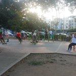 #BuenosDiasBUC @Caritoeverywher: Qué genial que la gente de @Bucaramanga esté utilizando estos espacios :) http://t.co/mSAcFHO8Xb
