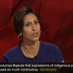 Hear that? That is the sound of Australia falling utterly head over heels for Ranjana Srivastava #qanda http://t.co/ZJ5NLao2vA