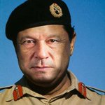 #NoRespectIfYouDisobeyIK because he is Gen. Dictator Cocaine Khan Niazi. http://t.co/pEOkcuAC4v