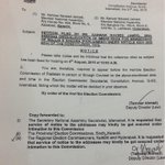Hearing4  #IK #PTI Disqualification Notice4 5th Aug issued. Petition was filed by #MQM MNA K. Navaid Jamil #Pakistan http://t.co/6buEjj8fh3
