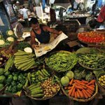 Heavy rainfall hits vegetable supply to Delhi from neighbouring states