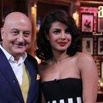 RT @Showbiz_IT: . @priyankachopra on The @AnupamPkher Show: Old format new guest http://t.co/tJ26hX6oyY #ITShowbiz