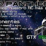 ¡Estoy compitiendo para ganar un PC Gamer! #sorteopanther http://t.co/kLtAW8OAse https://t.co/MEDwXfOxLS
