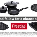 FLW @amummytoo & @yourprestige & RT to enter to #win £231 of Prestige #StoneQuartz cookware http://t.co/KFV2KbT7u5 http://t.co/sYDWBA2q4i