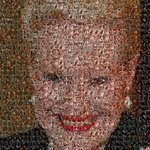 Bronwyn Bishop mosaic made up of photos of 400 MPs she kicked out of Question Time. http://t.co/FCGK8OrJIv http://t.co/U7dgEiXm6q