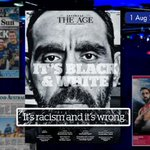 Adam Goodes and the right to start a conversation on racism. http://t.co/WJtgXGU4y8 #mediawatch http://t.co/ikTU7Bl2Xl