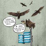 Mientras la Bolsa de Atenas reabre con 23% en perdidas los buitres planean su próximo golpe. Basta ya!! al #Expolio. http://t.co/HYMNoKJZ9u