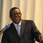 Our good wishes to His Excellency, the President of Namibia, Dr. Hage Geingob @hagegeingob on his birthday today. http://t.co/vDXyQUDKT9