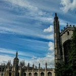 Its never too late to decide to visit #Cambridge! Its turning out to be a lovely day here! #LovingCambridge http://t.co/XvjgnAMtKo