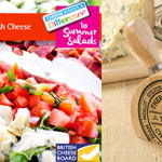 American cobb salad with British cheese! http://t.co/ObjoPrhXfM RT & #win knife block! T&C http://t.co/UojxZ8Tccr http://t.co/Wi6CJplUCf