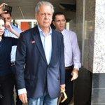 José Dirceu é preso em nova etapa da Operação Lava-Jato http://t.co/mphk8yb1a2 http://t.co/1ziAhTQnap