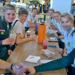 The dream is starting to be become a reality... The #SPARProteas have arrived in #Sydney for the @netballworldcup! http://t.co/RNa6SXjXYE