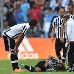 [#SerieA] Touché à la cuisse droite, Sami Khedira est out pour 2 mois ! http://t.co/vATIbt3A0O