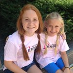 Meet Chloe (2x donor) & Ellie - ready to cut their hair for @pantene #BeautifulLengths! @wcpo http://t.co/MwPDyWtXGX