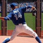 .@DAVIDPrice14 is just minutes away from his @BlueJays debut! http://t.co/JjfpJAx7ln