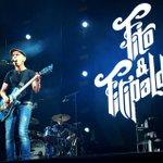 Ayer Fito & @FitipaldisRock actuaron en @PortaFerrada , el 19 de septiembre lo harán en el @PalauSantJordi #Barcelona http://t.co/4bYGgv5q2s
