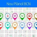 Totes les adreces, serveis i equipaments de la ciutat, al nou plànol de #Barcelona http://t.co/Ndaa6UPhQt http://t.co/nsGXQwwhWN