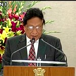 I thank God for this momentous occasion. Naga people have great respect for Mahatma Gandhi: Thuingaleng Muivah http://t.co/kCTfWSXcfJ (ANI)