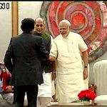 Govt signs landmark peace treaty with NSCN(I-M) in presence of Prime Minister @NarendraModi - PTI http://t.co/2DjtFbESDc (ANI photo)