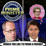 Who wants to be a Prime Minister? Watch your Ontario left flank, Justin. http://t.co/rBUFsesaS7