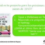 ¿Quieres ganar el libro #Gentequevieneybah de @LauraNorton2014 este verano? Participa en nuestro concurso de #Twitter http://t.co/d5aNW2tVfR