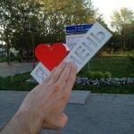 У нас в #Тюмень тоже поставили этот знак. Не смог пройти мимо :3 http://t.co/wiqVEcxJAa
