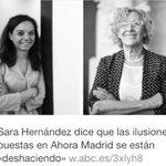Carmona destituido como portavoz del PSOE y Alcaldesa de Getafe (PSOE) dice esto.. A alguien más le huele a Tamayazo? http://t.co/irYOKoDtS7