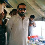 President PSF Sindh @MirSohrab visited medical and relief camps in flood affected areas. #PPPHelpingFloodAffected http://t.co/XmReN7AyCV