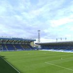 Portsmouths Fratton Park will be in FIFA 16 in honour of Simon Humber, a creative director on the game. RIP http://t.co/id3GPht9NF
