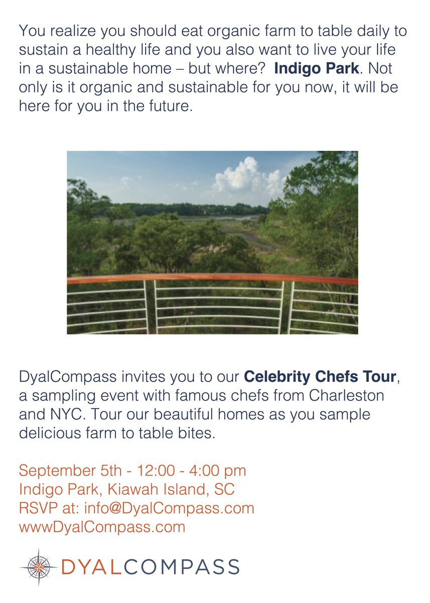 Dyal Compass Tweet