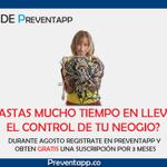AGOSTO MES DE @Prevent_app @Bucaramanga :  Registrate y obten 3 meses GRATIS de suscripción.  http://t.co/pe63ysMWH2 http://t.co/JAuyLVthgZ