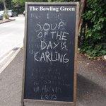 Outside my local pub. http://t.co/ujRC4a9eFU