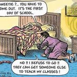 #IfAnythingSchoolTaughtMe that the teachers want to be there as much (or little!) as the kids do. http://t.co/XOZmTrjn9F