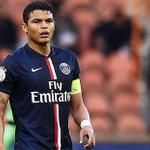 """Thiago Silva: """"Di Maria fait probablement un pas en avant en rejoignant le PSG..."""" http://t.co/0635592j1x"""