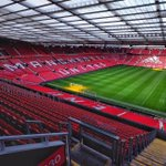 Old Trafford from the Stretford End! @ManUtd http://t.co/TKQPYf9q7N