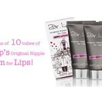 Follow @DrLipp & RT to #win one of 10 tubes of my Original Nipple Balm for Lips! T&Cs here - http://t.co/hBccIX0uWA http://t.co/CPO6tpi4f2