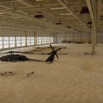 Had a bad Monday? Spare a thought for the lads who set off this fire suppression system and foamed 10 aircraft. http://t.co/y8ibxSG4Rr