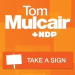 Show that youre #Ready4Change — get a free #NDP lawn sign today & well deliver it: http://t.co/gm747mprMw #elxn42 http://t.co/unVmUEFWEv