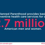 #PlannedParenthood provides preventive health services to 2.7M men&women #StandWithPP http://t.co/068EbO8AvU