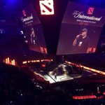 Welcome address from Gabe #TI5 http://t.co/quEI04AruX