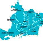 Vols caminar per #Barcelona? Consulta les rutes agrupades en 3 blocs segons la seva distància: http://t.co/7qq8ec4qj1 http://t.co/DFPB6r3e18