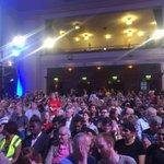 Some of the crowd here in Camden waiting to hear Jeremy Corbyn speak. #corbyn #labourleadership http://t.co/NsWV6rJPYa