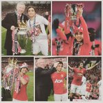 I want to thank Manchester United fans for all the love during those 8 years. http://t.co/1YBVEorKZq
